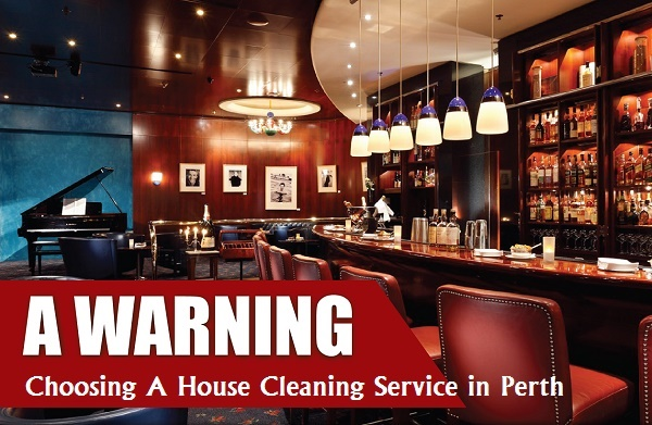 Choosing A House Cleaning Service in Perth